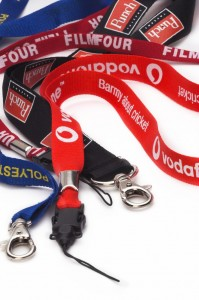 Lanyard - flat screen polyester