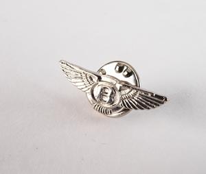 Pin Badge - stamped
