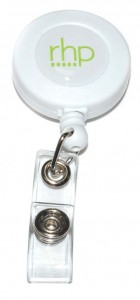 badge reel_plastic round