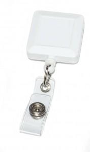 badge reel_plastic square