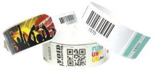 barcode wristband
